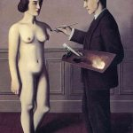 Attempting The Impossible (1928)_Rene Magritte