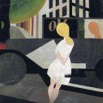 Modern (1923)_Rene Magritte