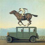 The Anger of Gods (1960)_Rene Magritte