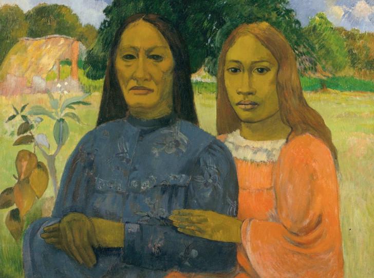 İki Kadın, 1901