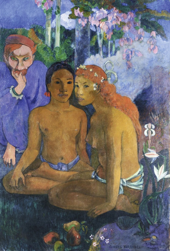 Primitive Tales, 1902
