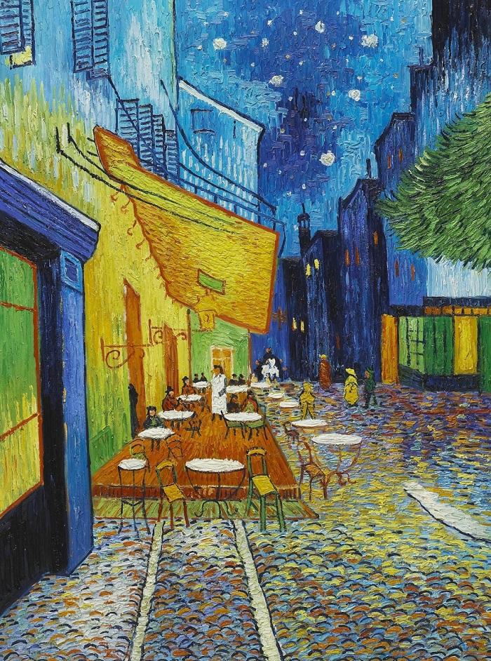 Cafe Terrace, Place du Forum, Arles, 1888